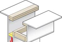 Fire-Blocking for Kitchen Cabinets