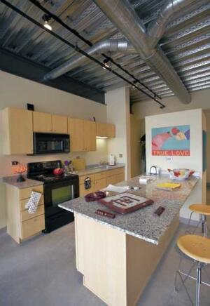 Project of the Year: Student - Loft-Right Lofts