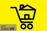 Move-Up Housing Dominates the BUILDER 100 List