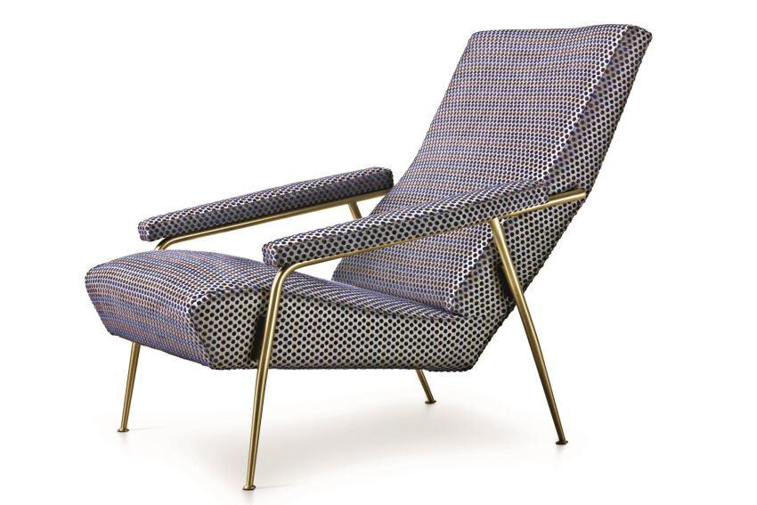 Object: Gio Ponti's Via Dezza Chair