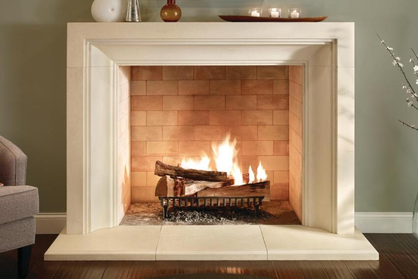 Got You Surrounded: Eldorado Stone Fireplace Surrounds