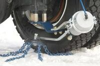 Onspot - automatic tire chains