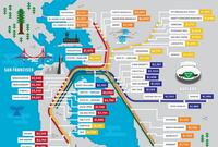 BART by the Numbers: A TOD Heat Map of San Fran Rents