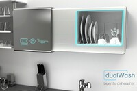 Innovative Wall Mounted Dishwasher