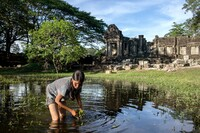 Ancient Cities in Cambodia Revealed Through Laser Scans