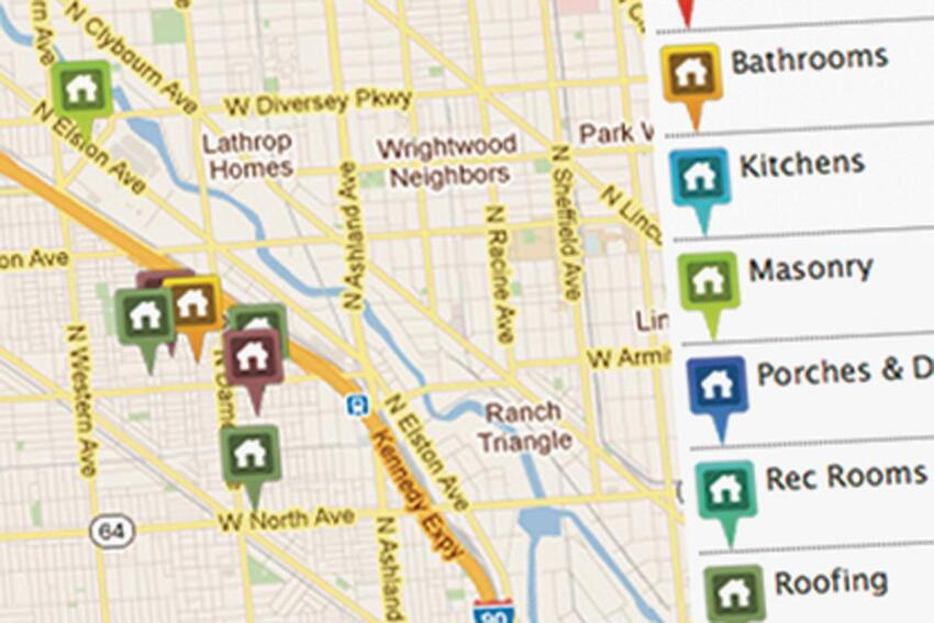 Map Quest: Project Map Highlights Company's Local Reach