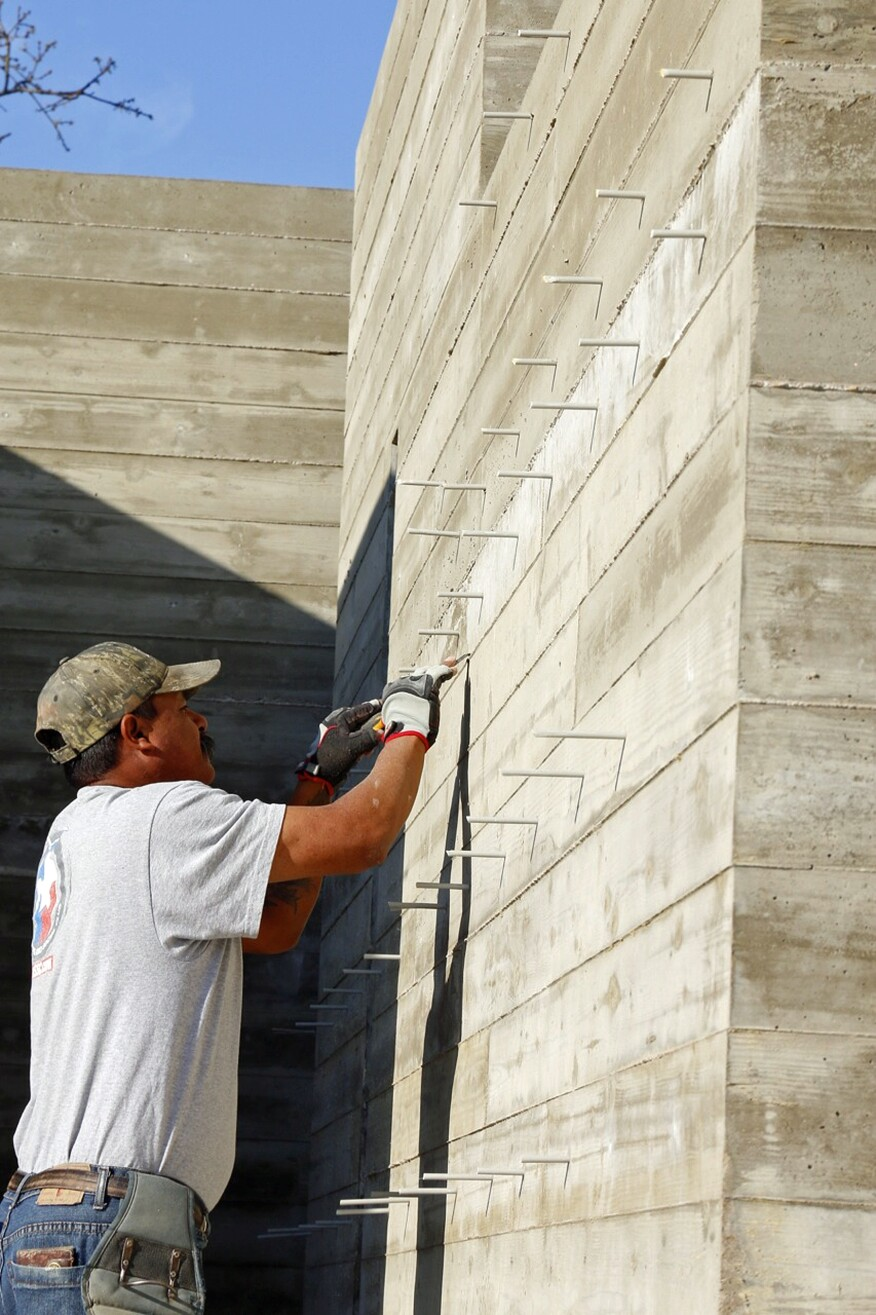 Tips For Building With Board Form Concrete Jlc Online