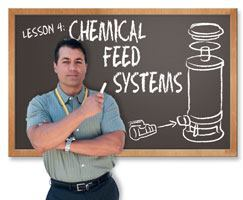 Equipment - Chemical Feed Systems