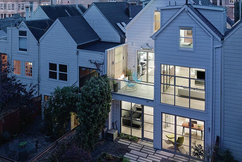 Time Lapse Remodel in San Francisco's Noe Valley