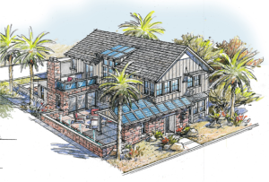 The Farmhouse model.