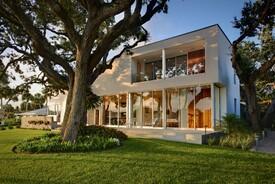 Barrier Island House