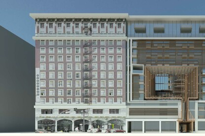 433 S. Main Street - Mixed-use Building
