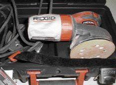 Toolbox: Ridgid R2600 Sander