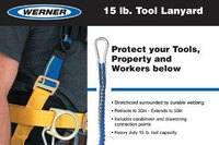 Tool Lanyard to Complement Line of Fall Protection Equipment