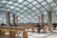 The Joe and Rika Mansueto Library, University of Chicago