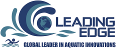 Leading Edge Pools Logo