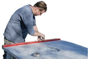 Installing a ProBase Shower Pan