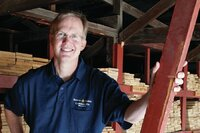 Does a Law Degree Help You Run a Lumberyard?