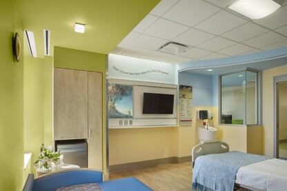 Children's Hospital of New York – Pediatric Intensive Care Unit