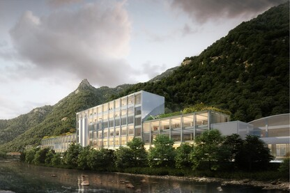 MVRDV's Proposal for S. Pellegrino Flagship Factory