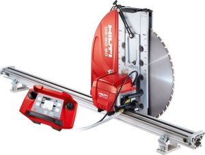 Hilti Wall Saw System DST 10-CA With Cut Assist