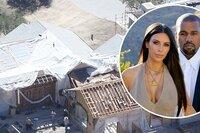 Kim & Kanye Renovating Estate for Prime Luxury