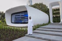 Dubai Inaugurates First 3D Printed Office Building