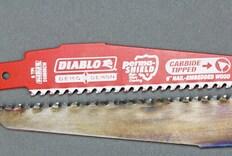Diablo Demo Demon Carbide Tip Recip Blades