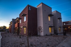 Once the site of rundown barrack-style public housing buildings, the redeveloped Madison Heights development in Avondale, Ariz., now features 143 units of market-quality and energy-efficient affordable housing.