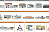 400 Years of American Houses, Visualized
