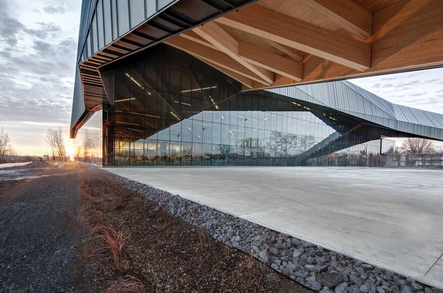 Architecture Design And Construction stade de soccer de montreal | architect magazine | saucier +