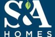 S&A Homes Logo