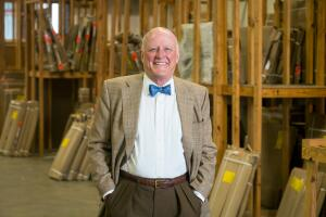 Jim Roland, owner of Window World of Baton Rouge