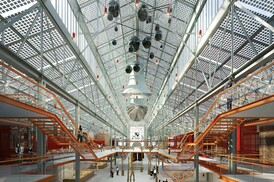 Krause Gateway Center Architect Magazine Renzo Piano
