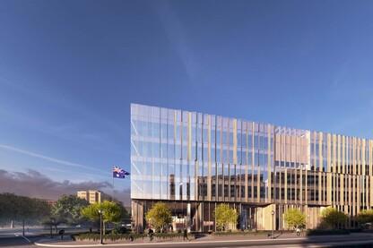 New Australian Embassy