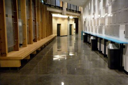 2011 Polished Concrete Awards - Educational