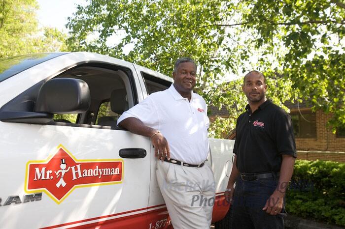 2014 Mr. Handyman of Upper Fairfield County