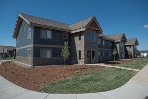 The Springs II brings 36 additional affordable housing units to resort town McCall, Idaho.