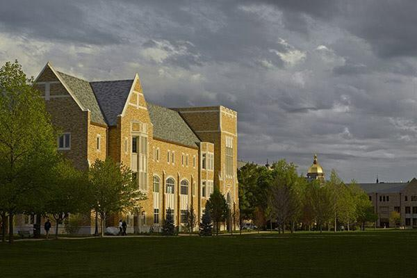 Notre Dame Multidisciplinary Engineering Building in Notre Dame, Indiana by BSA LifeStructures.