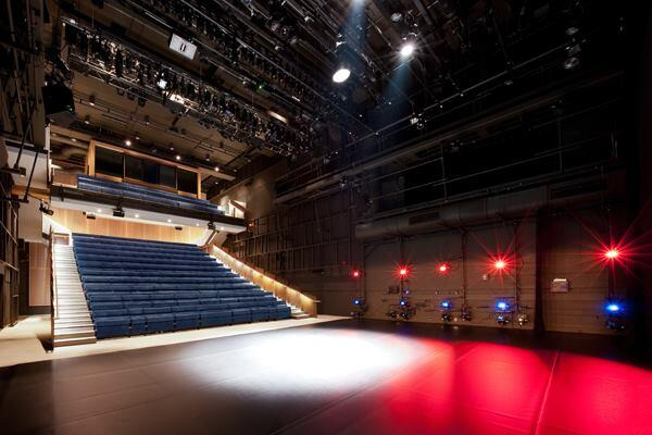 Jerome Robbins Theatre in New York.