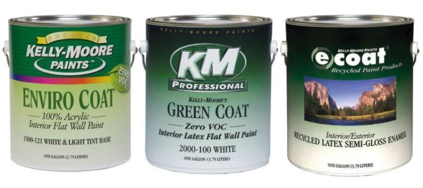 Paints Are Eco-Friendly