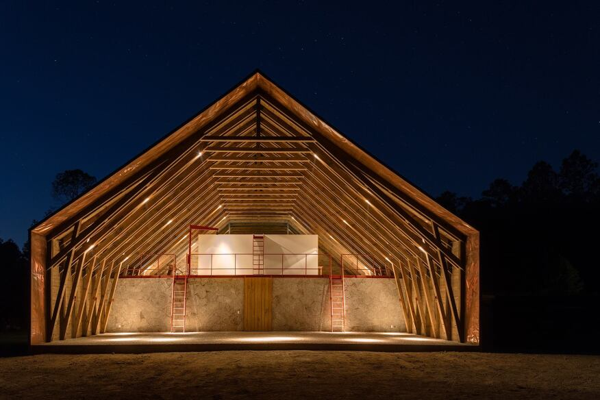 Manuel Cervantes Cespedes / CC Arquitectos, Equestrian Project