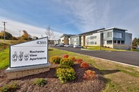 The $17.6 million DePaul Rochester View Apartments is designed for deaf and hard of hearing residents in Henrietta, N.Y.