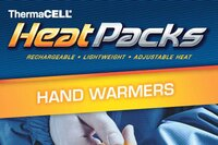 Heated Hand and Pocket Warmers from ThermaCELL