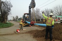 Cameron Creek Colony Emergency Water Supply
