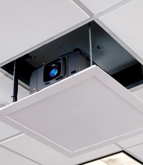 Micro Projector Lift from Draper
