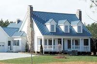 Sealing and Flashing Metal Roofs