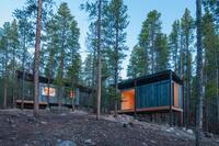Colorado Architecture Students Design Rugged Micro Cabins