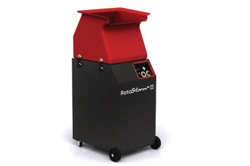 Insulation Blower from Rotobrush International