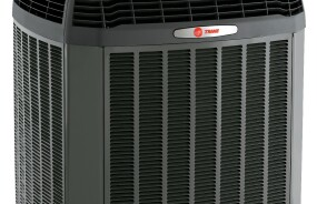 Choose a reliable, efficient residential  heat pump system from Trane.